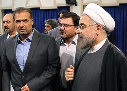سفیر جدید ایران در روسیه با دکتر روحانی دیدار کرد