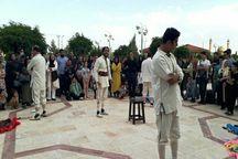 نمایشنامهای از دامغان به جشنواره بینالمللی تئاتر خیابانی راه یافت