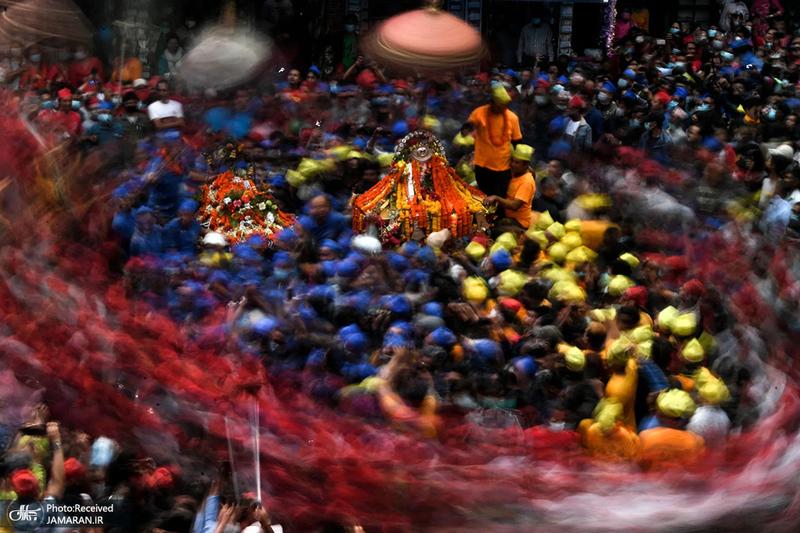 منتخب تصاویر امروز جهان- 24 فروردین 1400