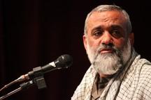 سردار نقدی: حفظ ارزش های انقلاب چشم دشمنان را کور کرده است