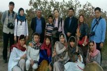 جاذبه های گردشگری رفسنجان چینی ها را به وجد آورد