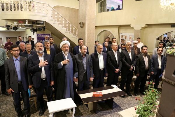 برگزاری مراسم گلریزان آزادی زندانیان در شهرستان البرز