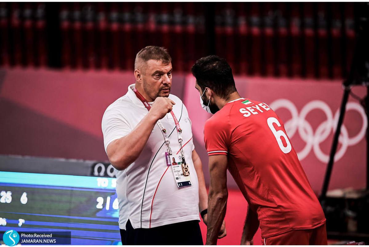 المپیک توکیو| انتقاد موسوی از ساعت مسابقات / آلکنو: از این بازی ها خوشم نمی آید!