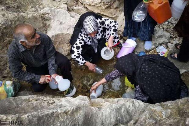 مردم روستای عباس آباد میامی آب آشامیدنی سالم ندارند
