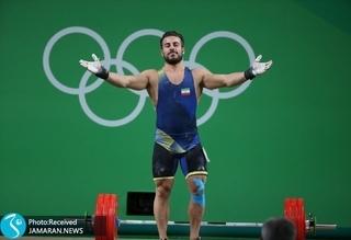 درخواست کیانوش رستمی از رهبر معظم انقلاب  قهرمان المپیک ریو: برخی فکر کردند من تمام شدم اما این آرزو را به گور می برند