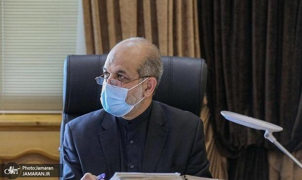 وحیدی، وزیر کشور: تهران باید به استانی بدون فقر، محرومیت و کمترین آسیب  اجتماعی تبدیل شود