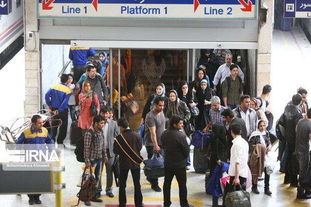 افزایش ۹۳ درصدی ورود مسافر از مرز باشماق کردستان