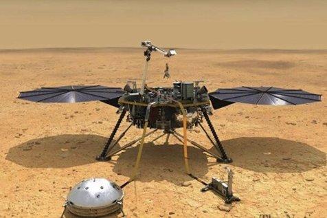 جزییاتی درباره رمزگشایی از زلزلههای مریخ