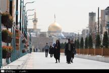 نخستین خیابان دوسطحی شرق کشور در مشهد گشایش یافت