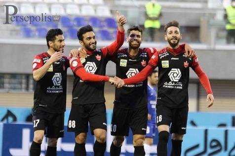 واکنش عابدزاده به قهرمانی پرسپولیس در نیم فصل لیگ برتر + عکس