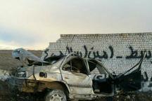2 حادثه رانندگی در نیشابور سه کشته داشت