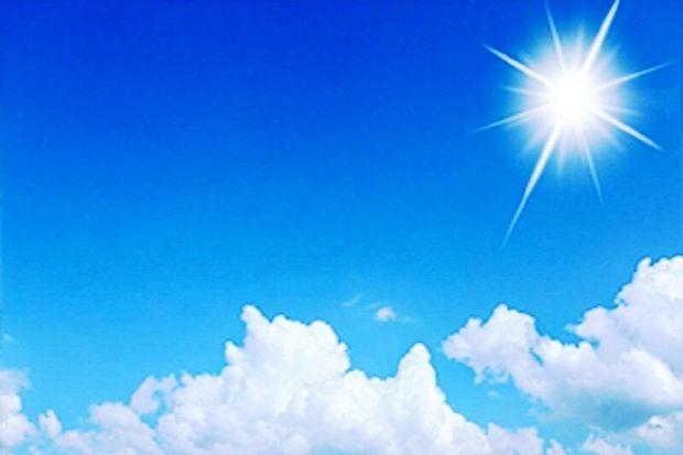 آسمانی غالبا آفتابیتا اواسط هفته آینده در گیلان