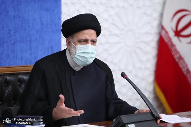 رئیسی: برگزاری مراسم اربعین منوط به موافقت دولت عراق است