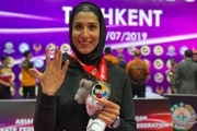 انتقادات حمیده عباسعلی از امکانات کاراته ایران