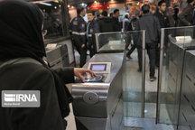 طرح جدید مترو تهران موجب افزایش ترافیک مسافران شده است