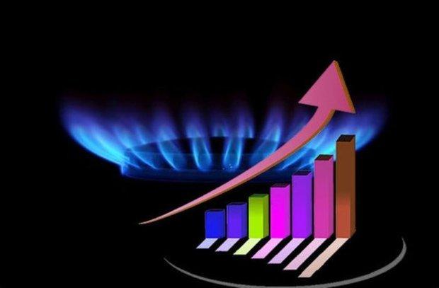 مصرف گاز طبیعی در کردستان 17 درصد افزایش یافت