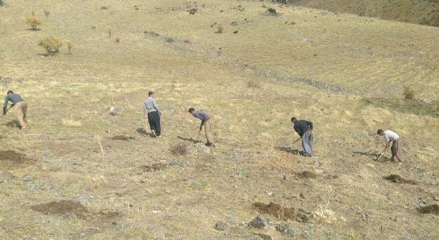 منابع طبیعی زیربناییترین سرمایه فعالیتهای اقتصادی روستاییان است