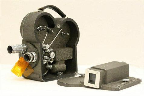 نخستین فیلم سینمایی رنگی ایران با این دوربین ساخته شد