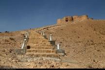 قلعه جلال الدین، نمایی از ابهت نظامی