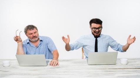 آثار مخرب حسادت در محیط های کاری