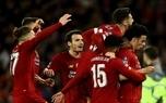 تساوی لیورپول مقابل برنلی در لیگ برتر انگلیس