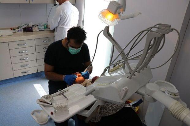 دانشآموزان مهابادی خدمات رایگان دندانپزشکی دریافت کردند