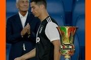 جامی که اینبار رونالدو به دست نیاورد/عکس