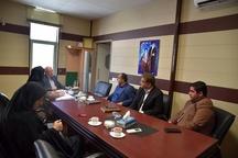 معاونان فرماندار کرج از بیمارستان امام خمینی(ره) بازدید کردند