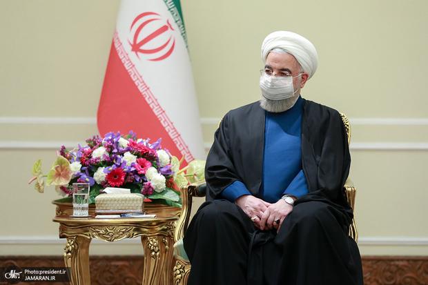 تبریک روحانی به تیم ملی فوتبال پس از کسب موفقیت در مقدماتی جام جهانی 2022