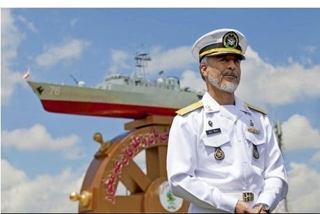 دریادار سیاری: دیپلماسی نظامی همیشه در دستور کار نیروهای مسلح است