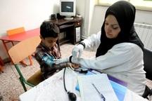 470 نوآموز شهرستان فراهان سنجش سلامت شدند