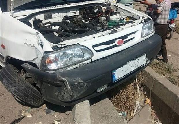 تصادف در جاده های باوی و هندیجان هشت مصدوم بر جا گذاشت