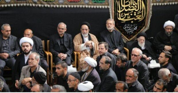 بیوت مراجع تقلید در قم میزبان سوگواران عاشورای حسینی شد