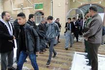 97 دانش آموز دیواندره  به مناطق عملیاتی  جنوب اعزام شدند