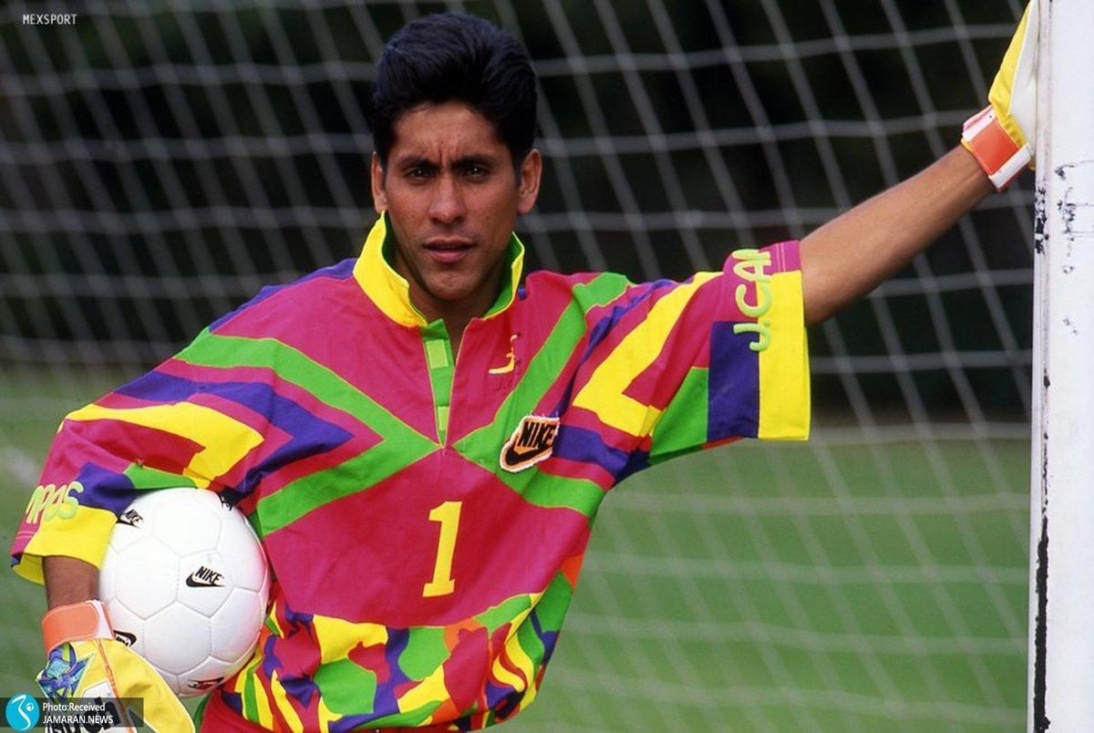گزارش تصویری| زشت ترین پیراهن های تیم ملی فوتبال