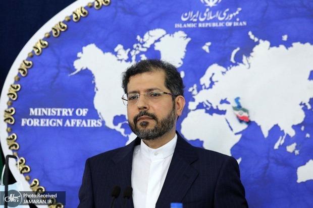 واکنش وزارت خارجه به یک ادعا در رابطه با دیدار هیئت طالبان با ظریف