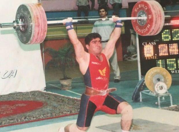 قهرمان خراسان رضوی به عنوان مربی تیم ملی وزنه برداری انتخاب شد