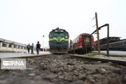 راه آهن میانه - بستان آباد ظرفیت جابجایی ۷ میلیون تن بار را دارد