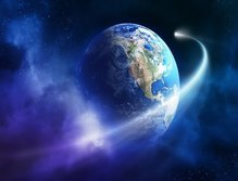 عبور یک سیارک از نزدیکی زمین درنخستین روز سال ۱۴۰۰