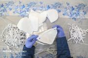 روزانه ۲۵۰هزار ماسک توسط جهادگران در استان مرکزی تولید میشود