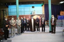 دیدار اعضای شورای سیاسی حزب ایثارگران با سید حسن خمینی
