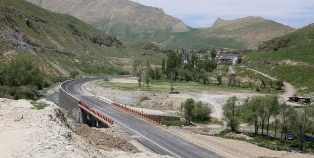 حذف نقاط حادثه خیز جاده گناوه به گچساران
