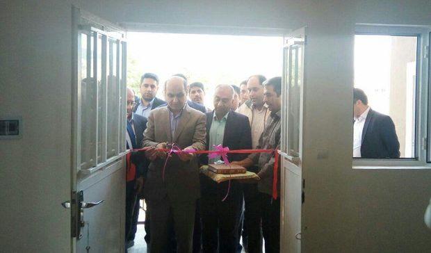 نخستین واحد مسکونی بازسازی شده روستای رانشی نراب به بهره برداری رسید