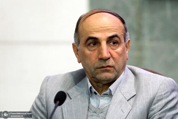 تسلیت سید احمد حسینی در پی درگذشت علیمحمد رنجبر بروجردی