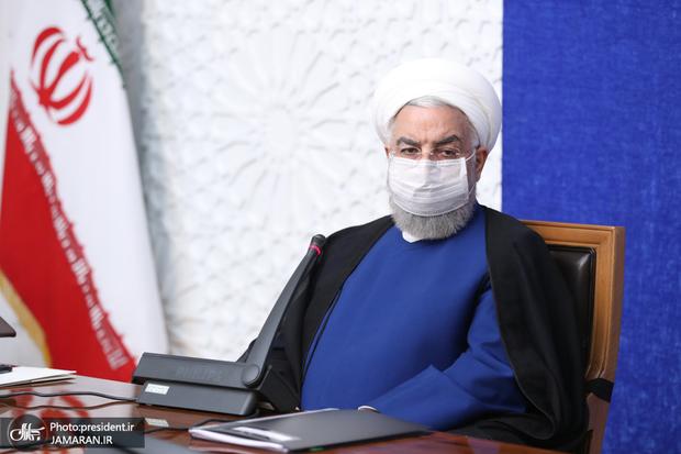 درخواست روحانی از پژوهشگران و رسانه ها برای بازگو کردن واقعیتهای جنگ اقتصادی
