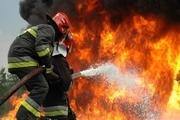 دو ویلا و یک آپارتمان در کوچصفهان رشت دچار حریق شد