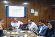 هلال احمر ساوه از حیث تجهیزات امدادرسانی پیشرو استان مرکزی است