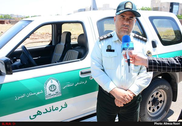 دستگیری 11 خرده فروش مواد مخدر در البرز