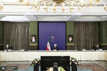 جلسه ستاد ملی مقابله با بیماری کرونا-12 فروردین