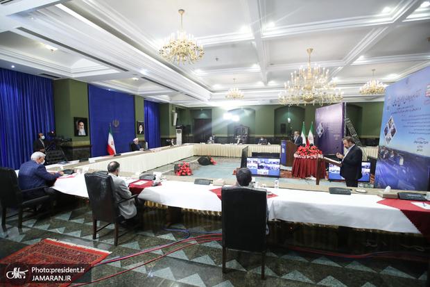 افتتاح  طرح های ملی وزارت صنعت، معدن و تجارت با دستور روحانی/ ایجاد اشتغال برای 881 نفر